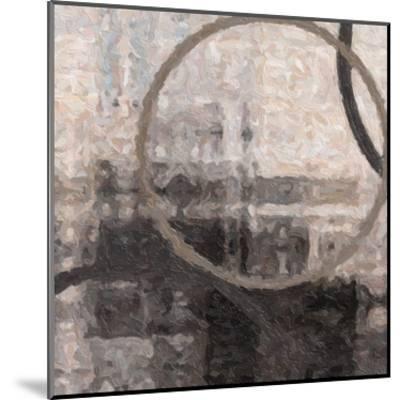 Compression II-Taylor Greene-Mounted Art Print