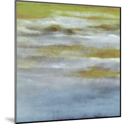 Abstract Horizon-Taylor Greene-Mounted Art Print