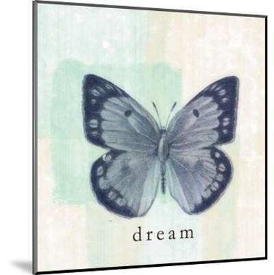 Butterfly Dream-Taylor Greene-Mounted Art Print