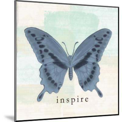 Butterfly Inspire-Taylor Greene-Mounted Art Print