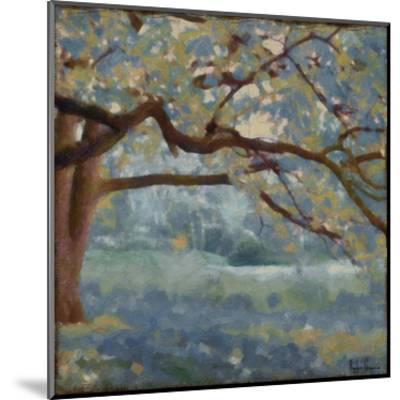 Azure Landscape-Taylor Greene-Mounted Art Print