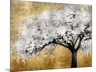 Silver Blossoms-Kate Bennett-Mounted Art Print
