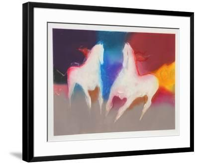 Earthly Delights-Jean Richardson-Framed Collectable Print