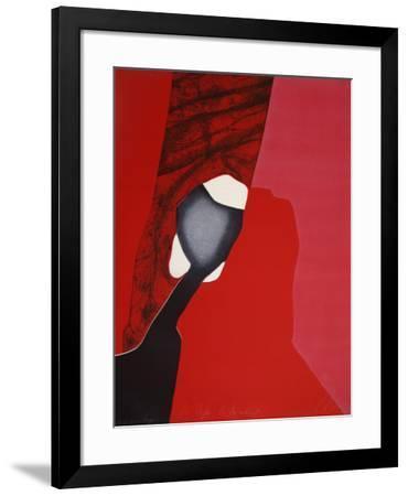Untitled - 17-Gilou Brillant-Framed Limited Edition