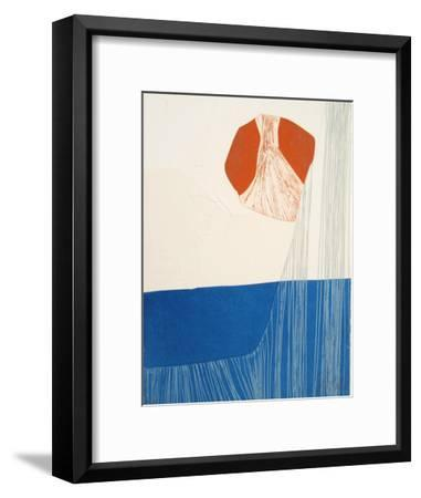 Untitled - 13-Gilou Brillant-Framed Collectable Print