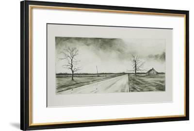 Lonely Road-Harry McCormick-Framed Limited Edition