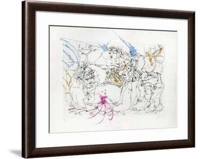 After Picasso III-Dimitri Petrov-Framed Limited Edition