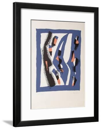 Zima-Edo Murtic-Framed Limited Edition