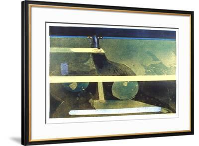 Untitled 3-Hans Graeder-Framed Limited Edition
