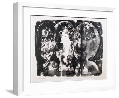 Madonnas-Ronald Jay Stein-Framed Limited Edition