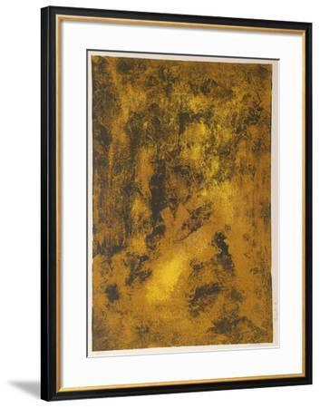 Nature Prays Without Words 4-Lebadang-Framed Collectable Print