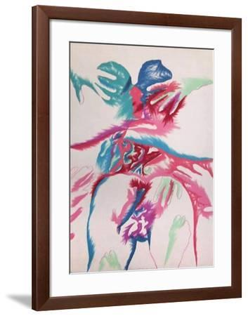 Meeting of the Universe-Marisol Escobar-Framed Collectable Print