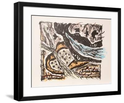 Haven (color)-Gregory Amenoff-Framed Limited Edition