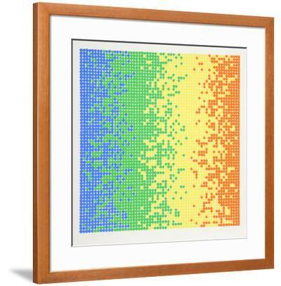 Untitled 26-David Roth-Framed Limited Edition