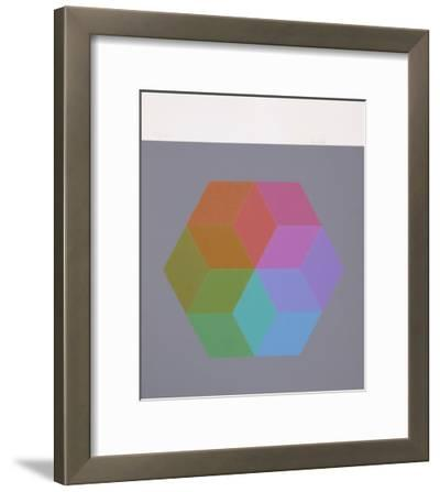 August-S. Wurmfield-Framed Limited Edition