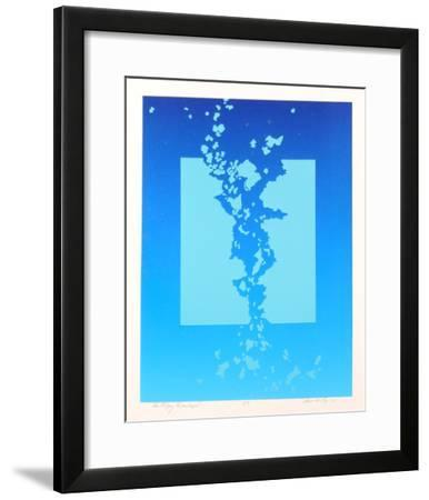 Entropy Realized-Dave Kelly-Framed Limited Edition