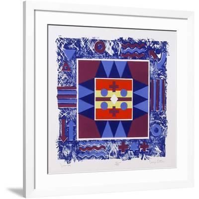 Journals-George Ortman-Framed Limited Edition