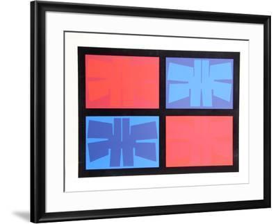 untitled-Jimmy Ernst-Framed Limited Edition