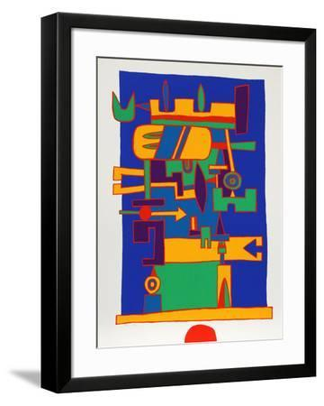 Sud-Jacques Soisson-Framed Limited Edition