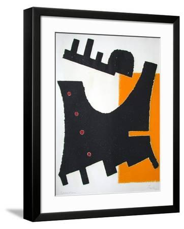 Saison II-Berto Lardera-Framed Limited Edition