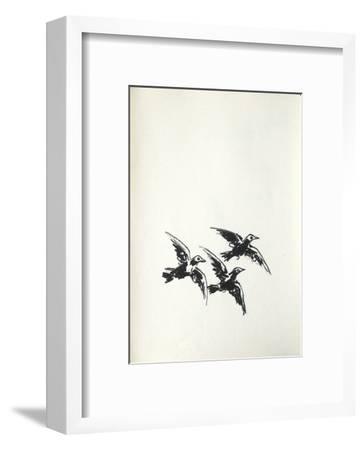 La Princesse de Babylone 23 (Suite NB)-Kees van Dongen-Framed Collectable Print