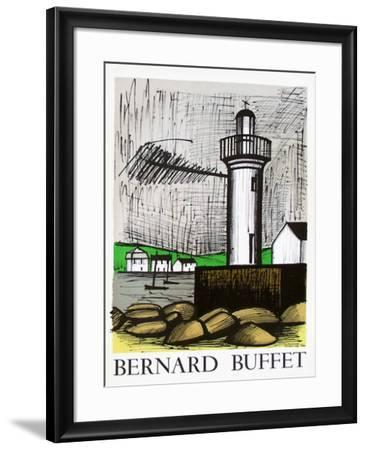 Expo 83 - Paysages-Bernard Buffet-Framed Collectable Print