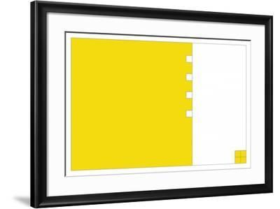 Imblop-Andr? Stempfel-Framed Limited Edition
