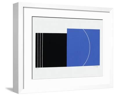 Composition-Jo Delahaut-Framed Limited Edition