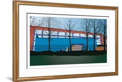 Paris Vector 05-Herve Di Rosa-Framed Limited Edition