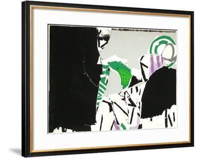 Composition-Marcello Avenali-Framed Limited Edition