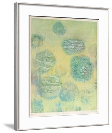 Champs d'été-Shoichi Hasegawa-Framed Limited Edition
