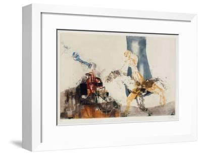 Complicité-Karl Brandst?tter-Framed Limited Edition