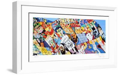 Hommage à Matisse-Err? (Gudmundur Gudmundsson)-Framed Limited Edition