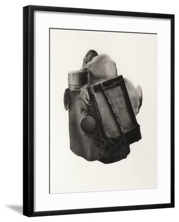 FON planche F-Christian Fossier-Framed Collectable Print