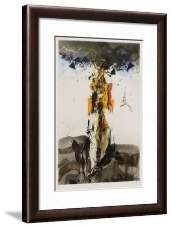 Ciel pris-Karl Brandst?tter-Framed Limited Edition