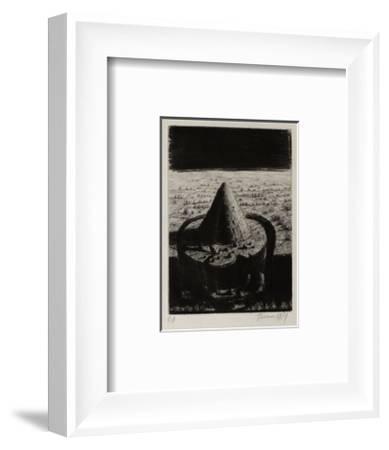 Bec de Jus VI-Ivan Theimer-Framed Premium Edition