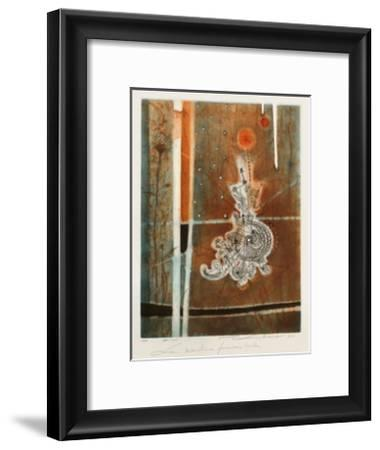 La machine funambule--Framed Limited Edition