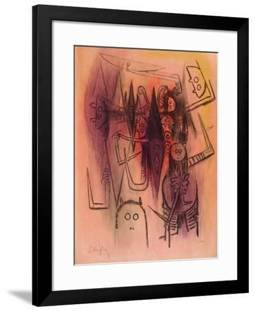 Clairière-Wilfredo Lam-Framed Limited Edition