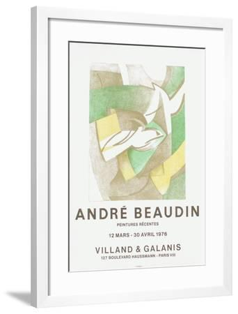 Expo 76 - Galerie Villand & Galanis-Andr? Beaudin-Framed Collectable Print
