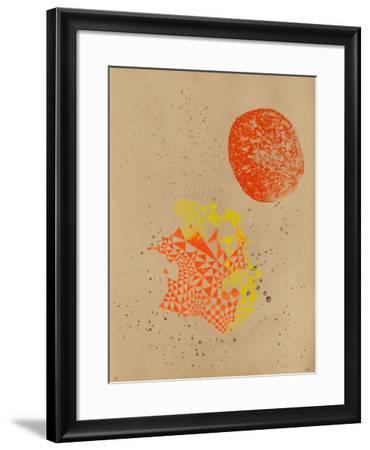 Espace stellaire-Arthur Luiz Piza-Framed Premium Edition