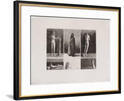 Le Roi Cophetua-Ivan Theimer-Framed Premium Edition