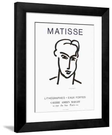f4f6a29b546 Expo 64 - Galerie Adrien Maeght Collectable Print by Henri Matisse ...