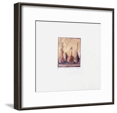 Giorgio II-Lou G^ (Lupita Gorodine)-Framed Limited Edition