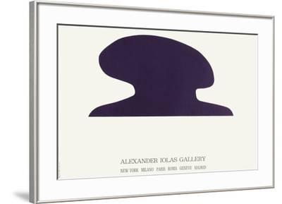 Expo Alexander Iolas Gallery-Martial Raysse-Framed Premium Edition