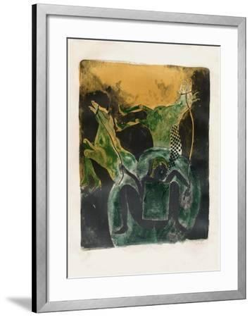 Caballos-Francisco Toledo-Framed Limited Edition