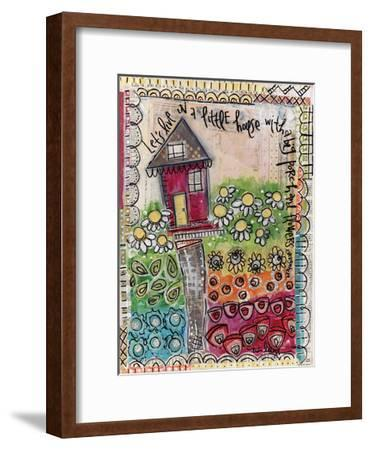 Lets... 2-Erin Butson-Framed Art Print