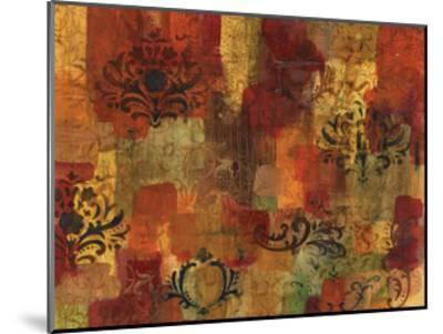 Autumn Blooms-Smith Haynes-Mounted Art Print