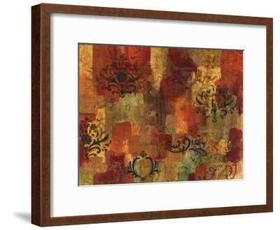 Autumn Blooms-Smith Haynes-Framed Art Print