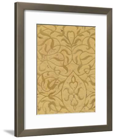 Haynes Paper D-Smith Haynes-Framed Art Print