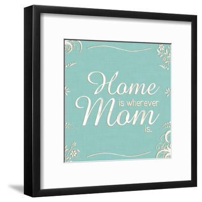 Home-Lauren Gibbons-Framed Art Print